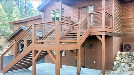 custom deck builder in Reno, NV
