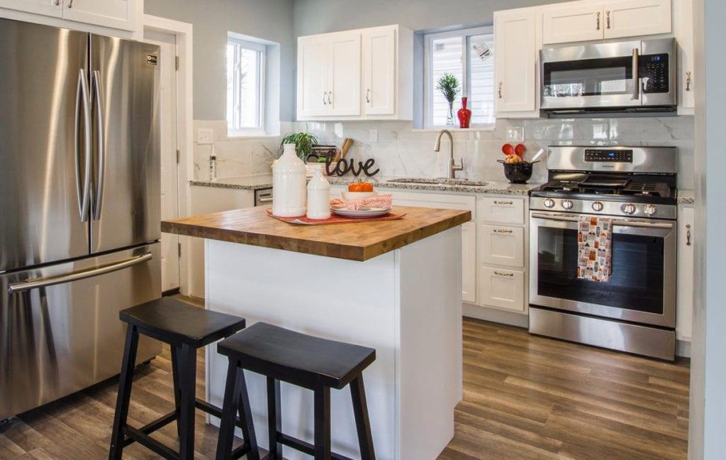 reno kitchen remodel