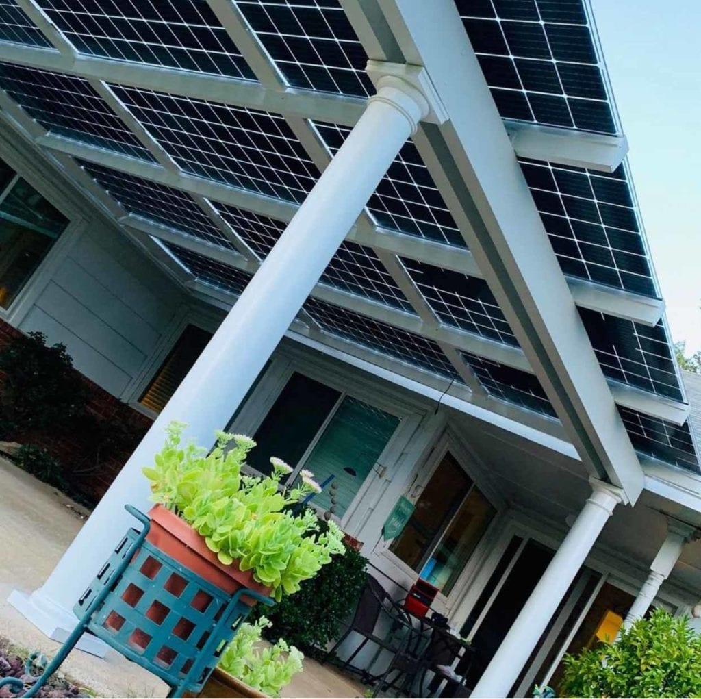 Reno Solar Patios