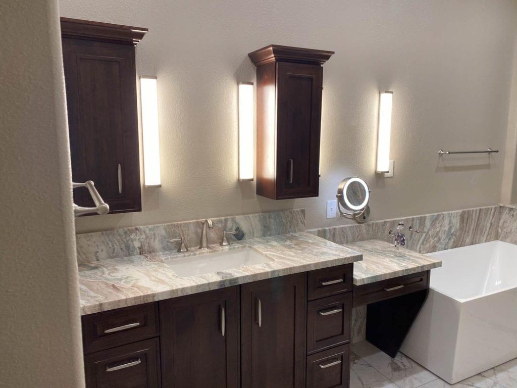 bathroom remodel reno nv